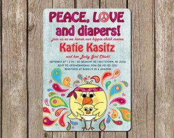 Hippie Baby Shower   hippie baby shower ideas - Google Search   morgans baby shower ideas
