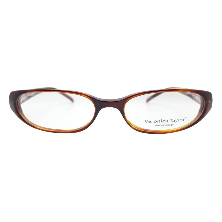 Veronica Taylor Women's Hepburn Eyeglasses Prescription Frames, 52-17-145