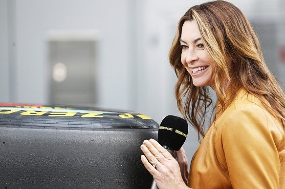 Ex-BBC F1 presenter Suzi Perry returns to MotoGP duty with BT Sport