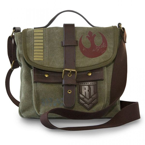 Star Wars Rogue One Rebel Alliance Crossbody Messenger Bag