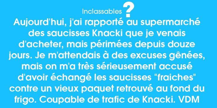 « Affaire Knacki »