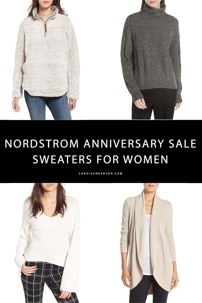 20 Trendy Sweaters At The Nordstrom Anniversary Sale