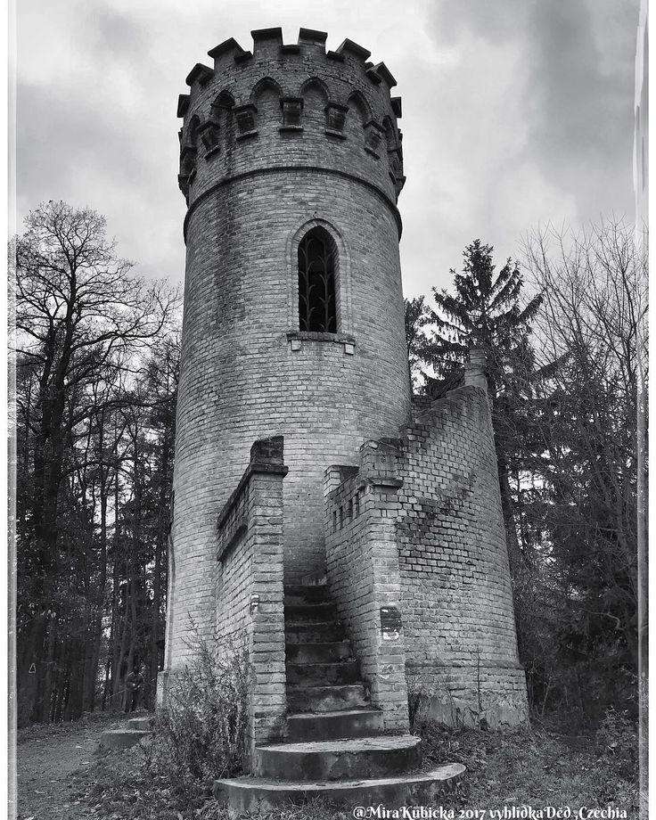 #ded #vyhlidka #beroun #forest #nature #czechia #cesko #visitCzechia #vylet #cestovani #travel #explore #hiking #landscape #retroturistika #2017 #autumn #architecture