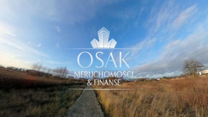 Dzialka na sprzedaż - Szczecin - Dąbie - OSK-GS-344 - 10001.00m² - Osak Nieruchomości & Finanse