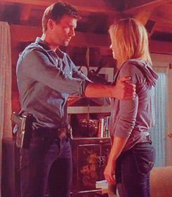 Lucas Bryant and Emily Rose - Nathan Wuornos and Audrey Parker