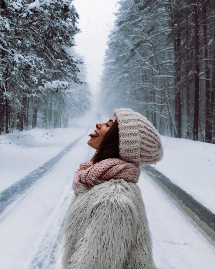 Как сделать красивые фото зимой