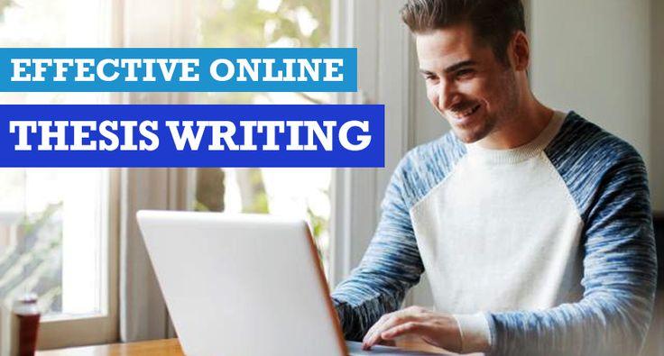 Online dissertation writing jobs