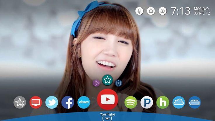 Leaked Samsung's 2017 User Interface for Tizen Smart TV