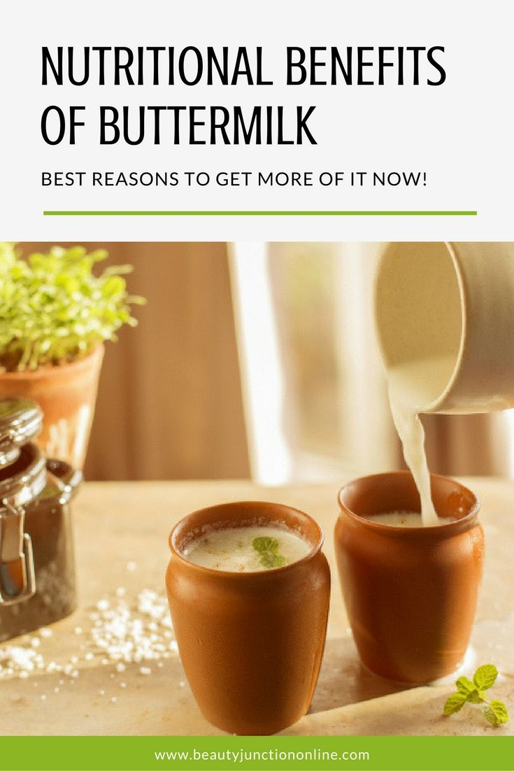 Discover the best buttermilk nutritional benefits you probably didn't know about!