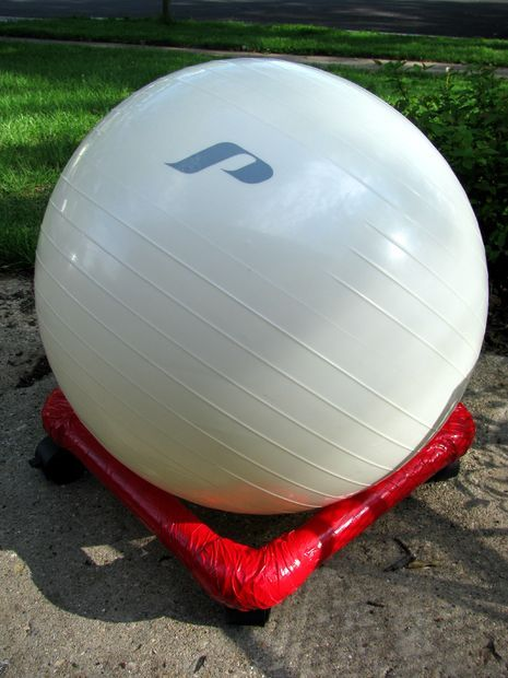 22 Best Images About Stability Balls On Pinterest Chairs