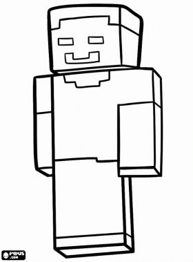 97 Best Images About Minecraft On Pinterest Coloring