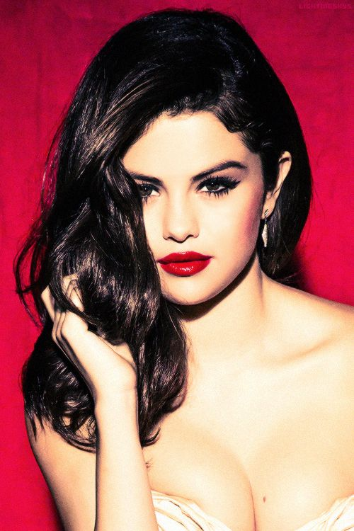 Selena Gomez Heart Lips 1000+ ideas abo...