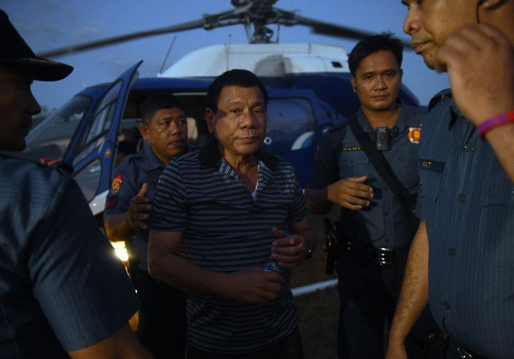 Rodrigo Duterte 'Once Threw a Man Out of a Helicopter'