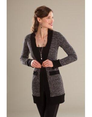 Veste/Jacket Choco-Chaud - KARKASS fashion designer. Mode québécoise / Made in Quebec