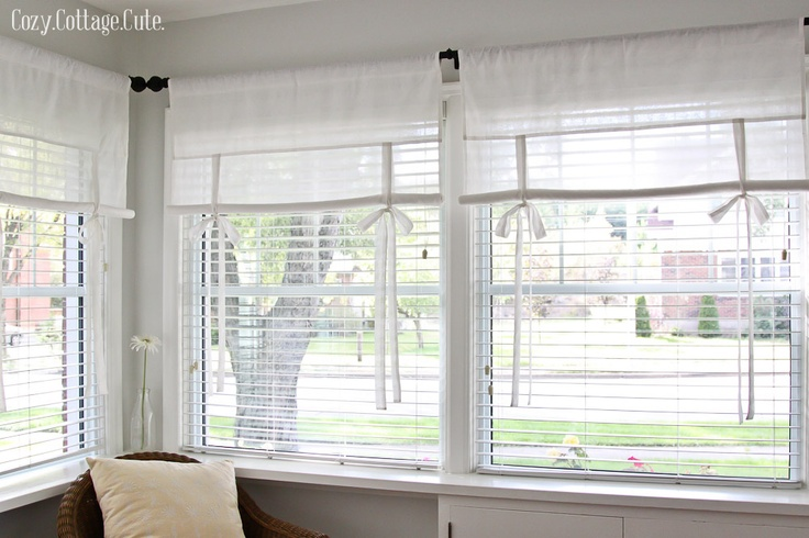 Sunroom Curtains For The Home Pinterest