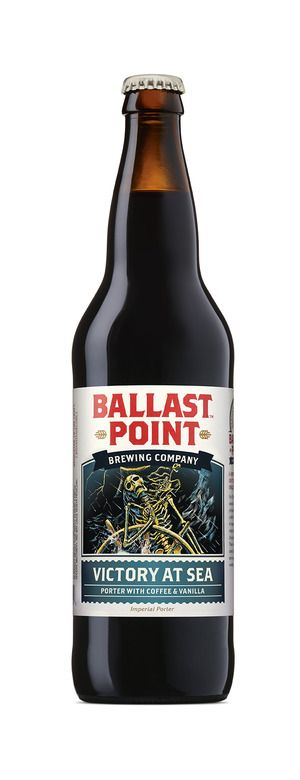 Ballast Point Victory At Sea Hitting New Bottles Today