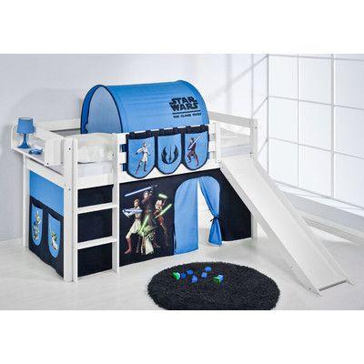 Star wars bed http://wallartkids.com/star-wars-themed-bedroom-ideas #starwars