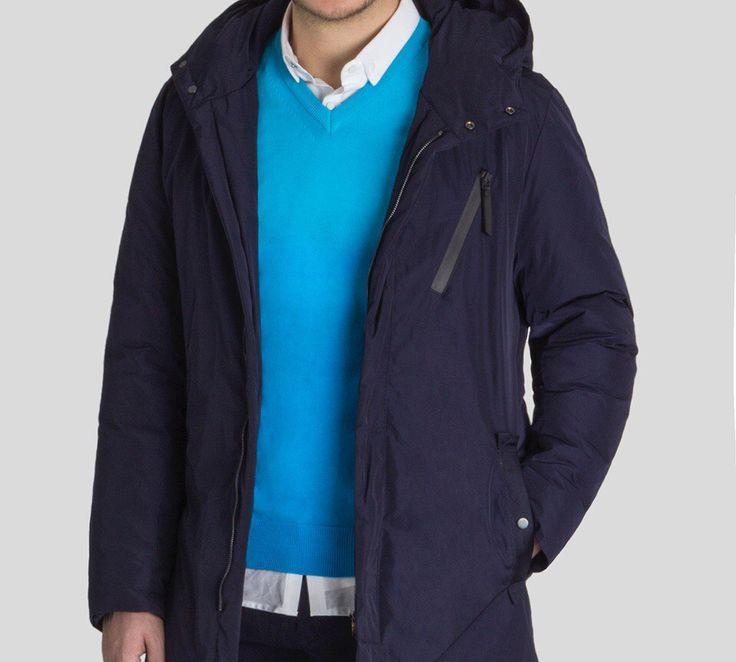 Weekend essentials | Casual collection  Куртка с капюшоном - 6 079 ₽ / sale  Джинсы original - 4 599 ₽  Джемпер - 1 199 ₽ / sale Рубашка с принтом - 1 899 ₽  #mfilive #look