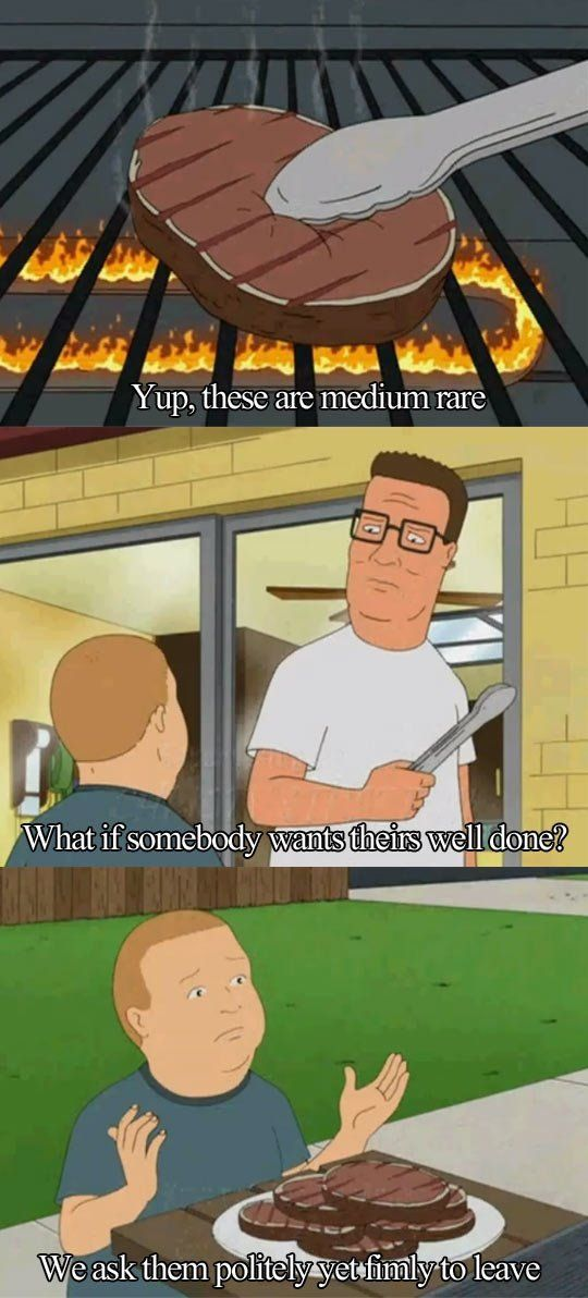 King of the Hill gold