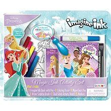 Disney Princess Imagine Ink Activity Set