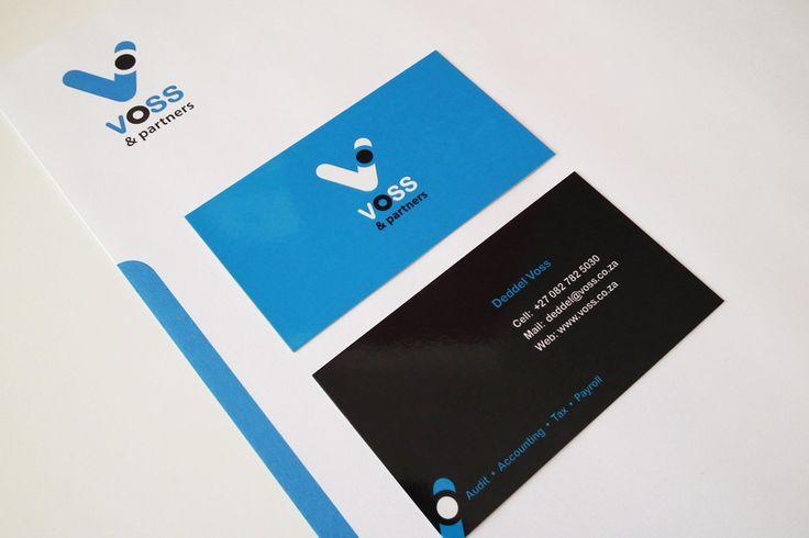 VOSS Business Cards