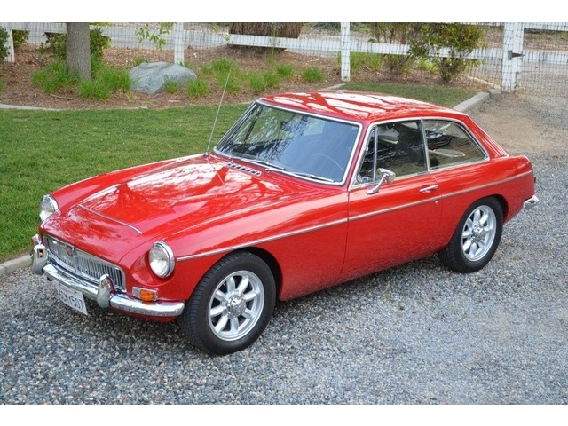 1968 Mgc Gt, Ca Owners Last 42 Years, Restored, Great Records,tour Or Show Price: $ 22,800 Make: #Mg Model: Other Condition: Used Mileage: 105834 Engine: 6 Location: 92592, Temecula, Ca #VIN: GCD1U653G