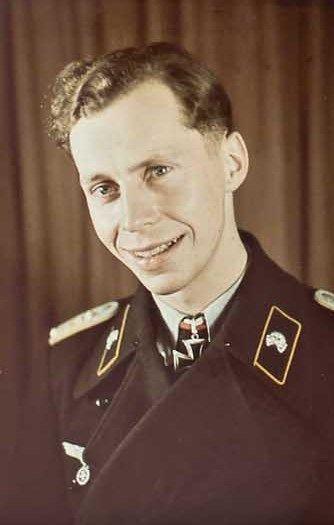 ✠ Winrich Behr (January 22nd, 1918 - April 25th, 2011) RK 15.05.1941 Oberleutnant Chef 3./Aufkl.Abt 3 (mot) 5. leichte Division