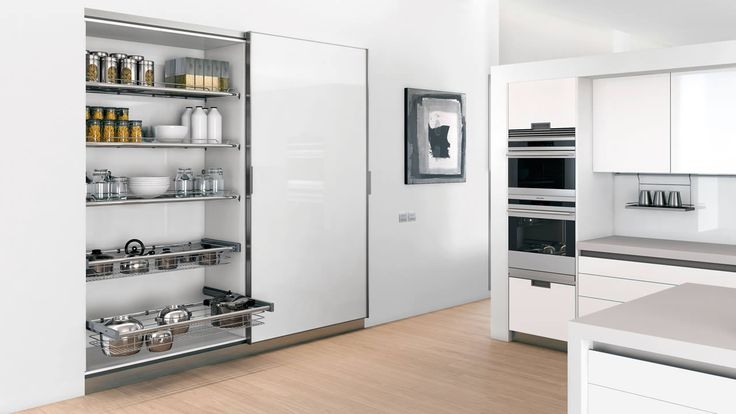 Puerta Corredera en Armario de Cocina: To Order, The Kitchen, Cabinet, Cocina Distinto, Of The, Tips, Kitchen, Kitchen