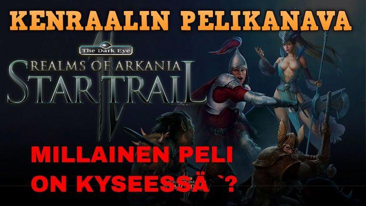 Mietteitä Realms Of Arkania 2: Star Trail remakesta