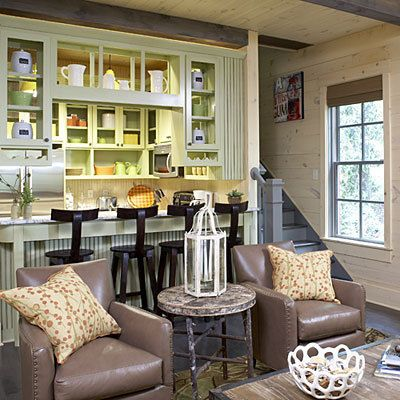 Best Small Kitchen Family Room Combo Ideas On Pinterest