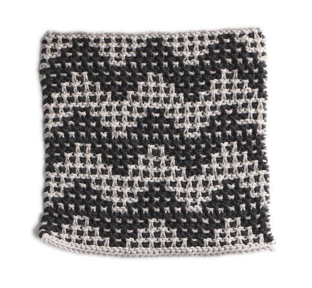 Free Knit Dishcloth Pattern