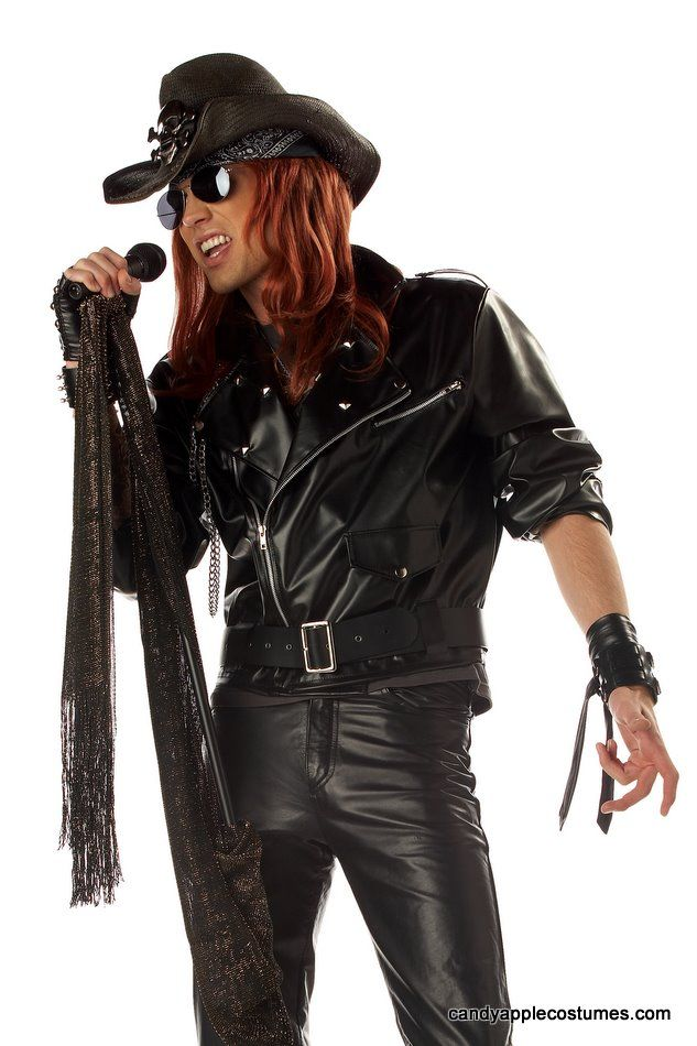 17 Best Ideas About Rock Star Costumes On Pinterest Rock Costume Rock Star Hair And Rock Star