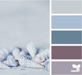 beach decor color palette