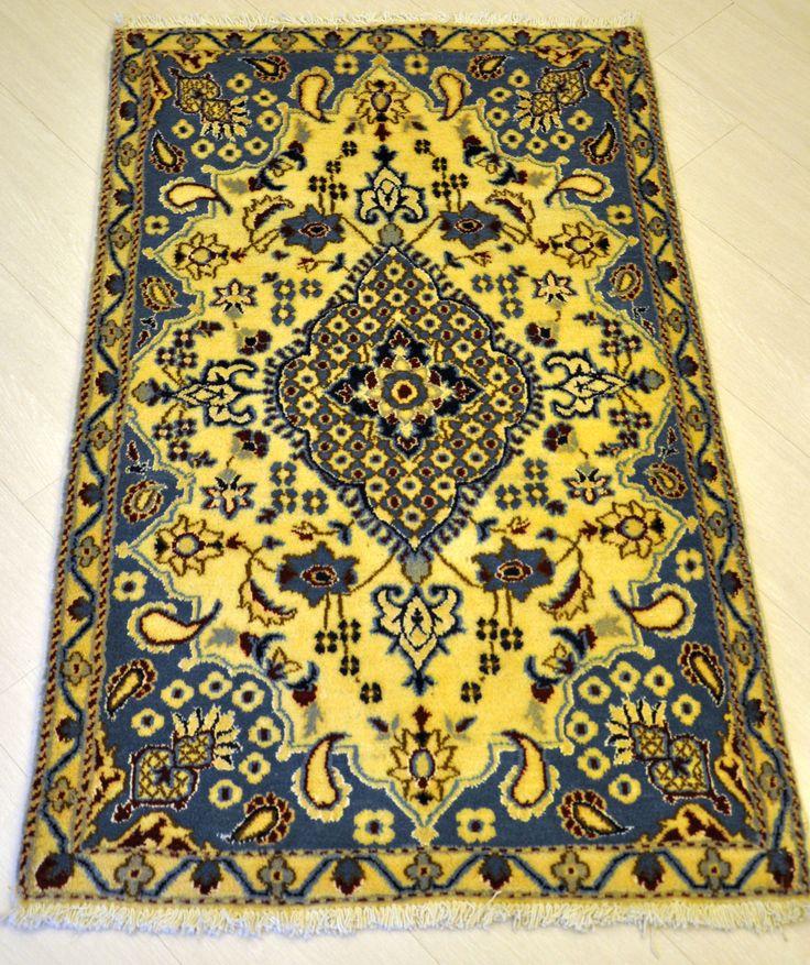Tabas, tappeto persiano annodato a mano 133 x 78 cm (250 euro)