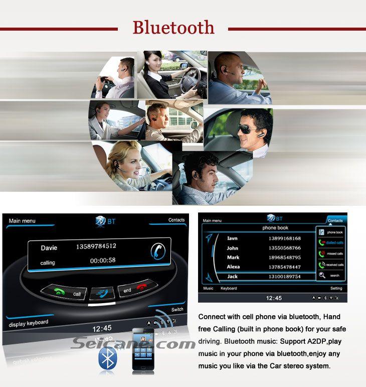 honda pilot bluetooth stereo