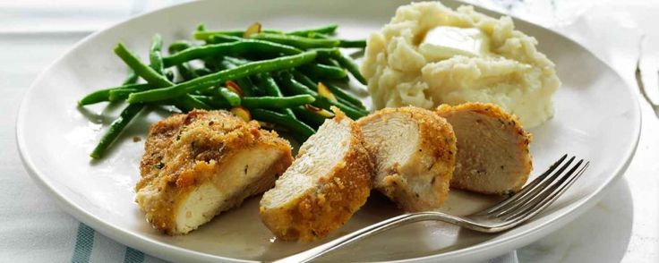 Need a new way to cook chicken? Try Hidden Valley's Crunchy Baked Ranch Chicken, guaranteed to please the whole family!