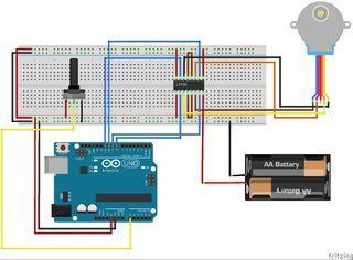 Best 25 arduino stepper motor control ideas on pinterest for Arduino nano motor control