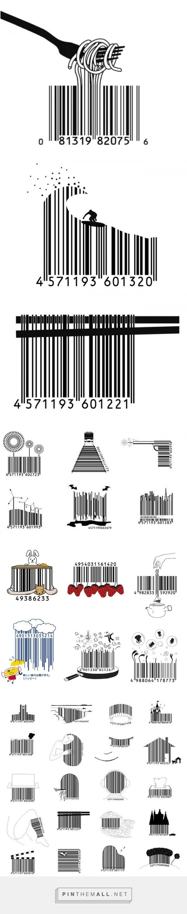 These Japanese Barcodes Are So Kawaii!