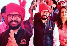 Actor Activist #Dangal Star Aamir Khan attended wrestler @geeta_phogat's #IndianWedding Nov 20 n won ❤️s all around!  Abhishek Kulkarni, via @topupyourtrip