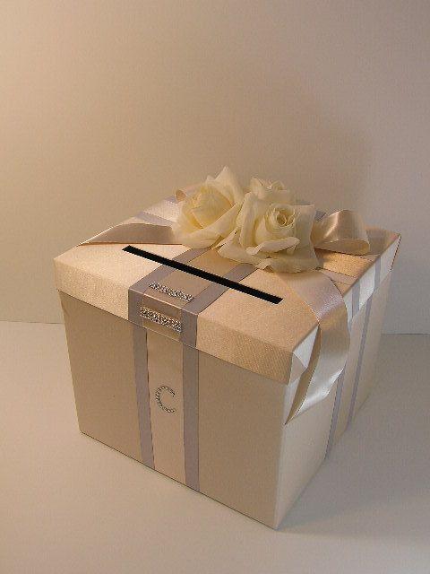 Best 25 wedding gift card box ideas on pinterest silver money wedding card box gift card box money box by bwithustudio on etsy 8000 solutioingenieria Choice Image