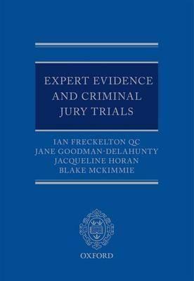 Expert Evidence and Criminal Jury Trials Download (Read online) pdf eBook for free (.epub.doc.txt.mobi.fb2.ios.rtf.java.lit.rb.lrf.DjVu)
