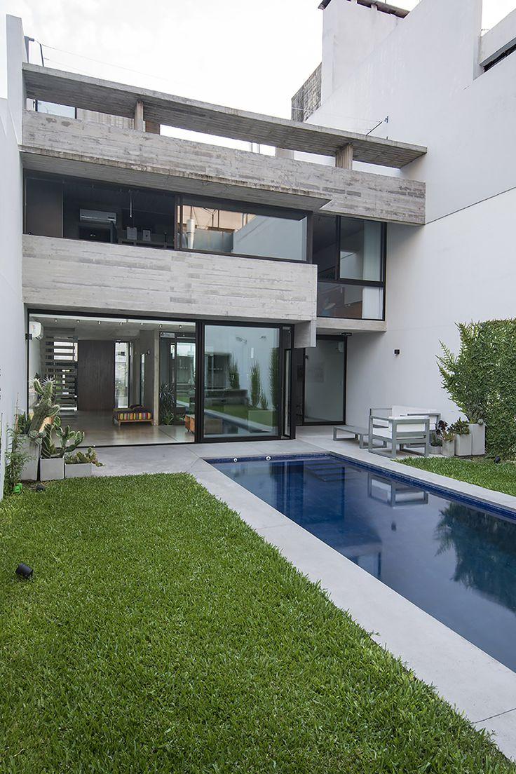 2 Casas Conesa, Buenos Aires, Argentina - María Victoria Besonías, Luciano Kruk