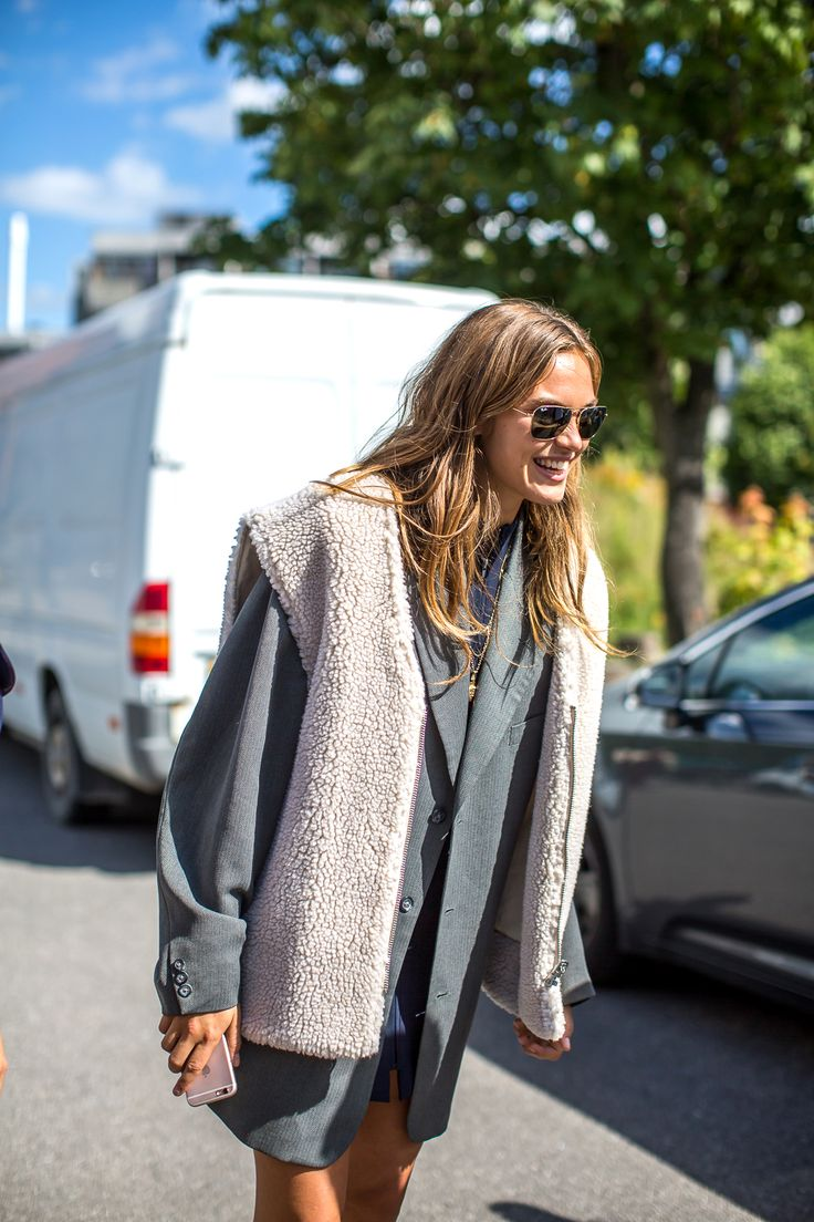 Going Danish: Street Style from Copenhagen | @andwhatelse