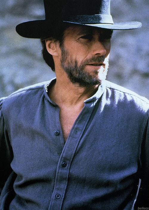 Clint Eastwood Pale Rider | 1985
