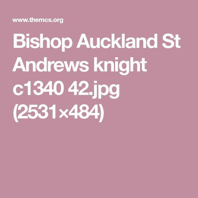 Bishop Auckland St Andrews knight c1340 42.jpg (2531×484)