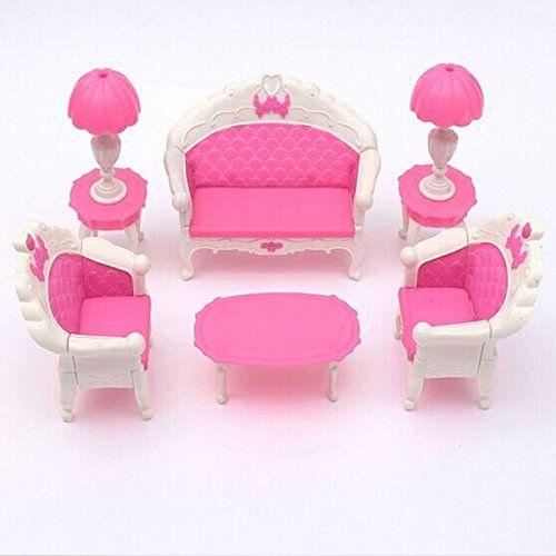 207 best Barbie Furniture images on Pinterest | Barbie furniture ...