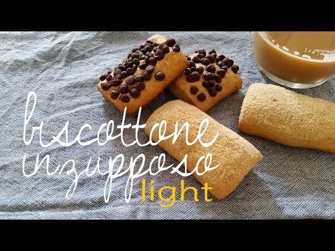 biscottone inzupposo | con mulinex cuisine companion - YouTube