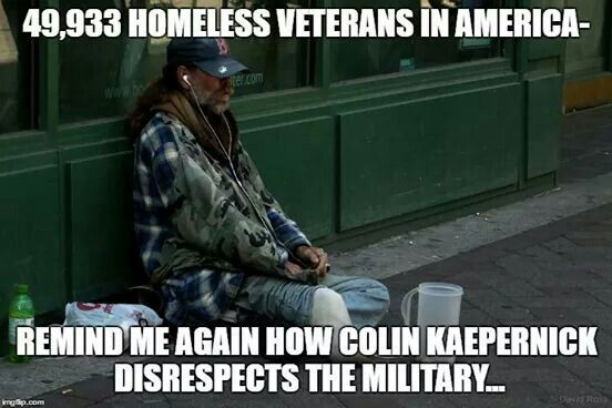Corrupt Repukkkes who politicized the VA hospital (decades in the making) and then Voted against all bills to fix the issue... show their Disrespect to our Veterans!!