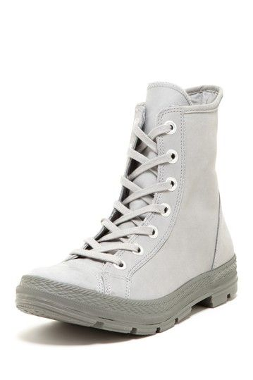 Converse Hi-top boot!