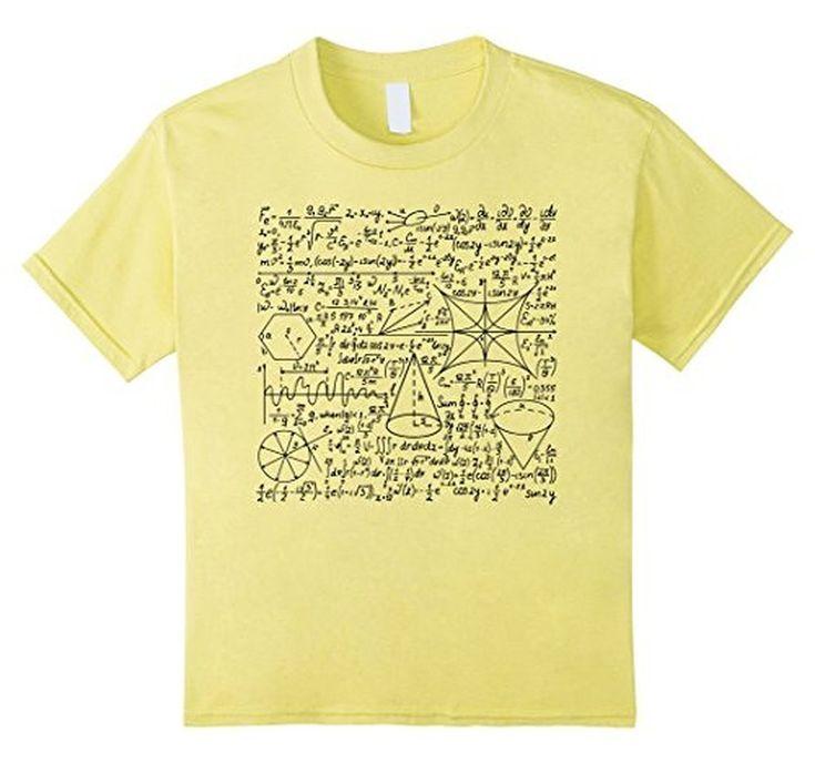 Math Equation Cool Quadratic Formula Geek Nerd TShirt